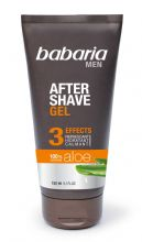 Babaria Men's 3 Effects After Shave Gel 150ml